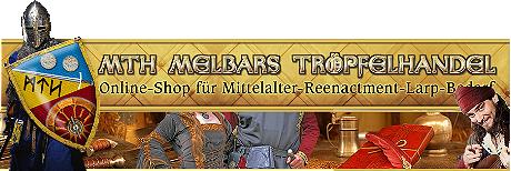Banner MTH Melbars Tröpfelhandel